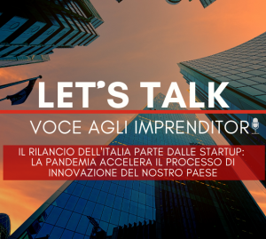 let s talk cross hub: intervista seedup. Innovazione e startup