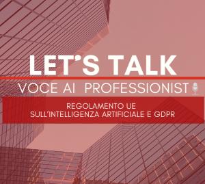 Regolamento Ue sull'intelligenza artificiale e Gdpr cross hub
